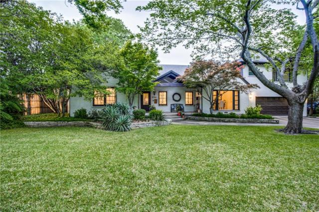 8366 Forest Hills Boulevard, Dallas, TX 75218 (MLS #14085728) :: Robbins Real Estate Group