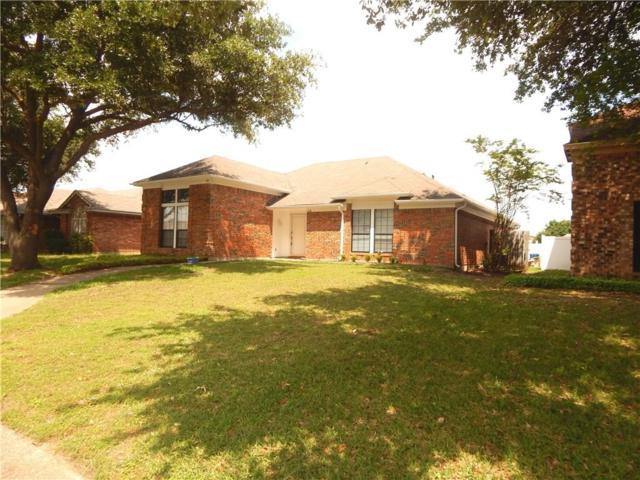 1408 Chapman Drive, Lancaster, TX 75134 (MLS #14085833) :: The Hornburg Real Estate Group
