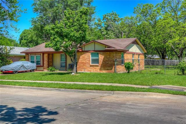 145 Tulip Drive, Garland, TX 75041 (MLS #14085910) :: McKissack Realty Group