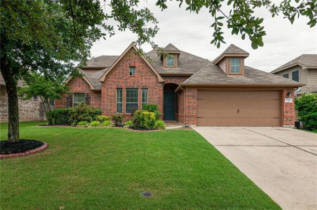12725 Outlook Avenue, Fort Worth, TX 76244 (MLS #14085929) :: All Cities Realty