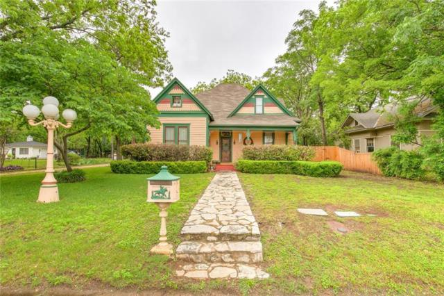 506 W Wilson Street, Cleburne, TX 76033 (MLS #14085970) :: Baldree Home Team