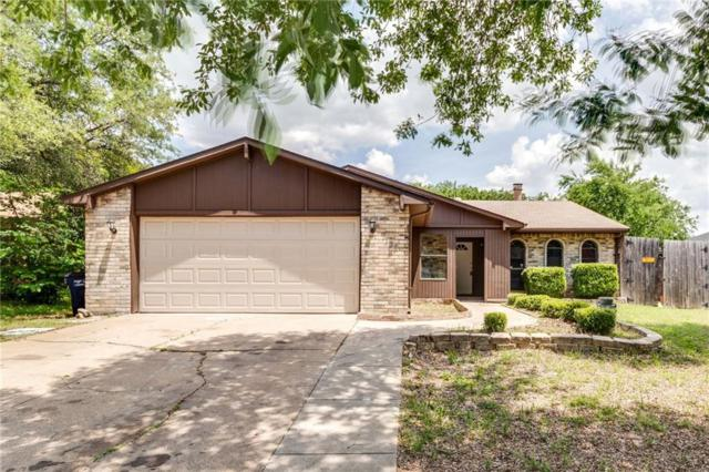 7132 Whitewood Drive, Fort Worth, TX 76137 (MLS #14085985) :: The Hornburg Real Estate Group