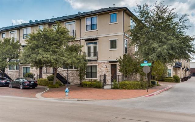 7245 Parkwood Boulevard, Plano, TX 75024 (MLS #14085989) :: Kimberly Davis & Associates