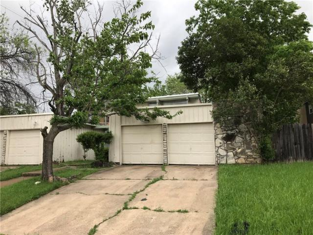 6315 Walraven, Fort Worth, TX 76133 (MLS #14086000) :: Real Estate By Design