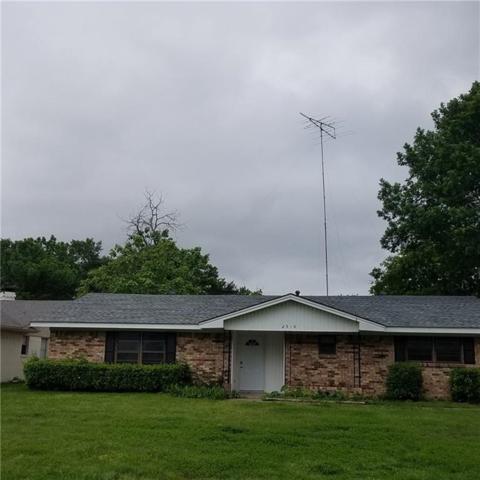 2510 Vernon Street, Greenville, TX 75402 (MLS #14086022) :: All Cities Realty