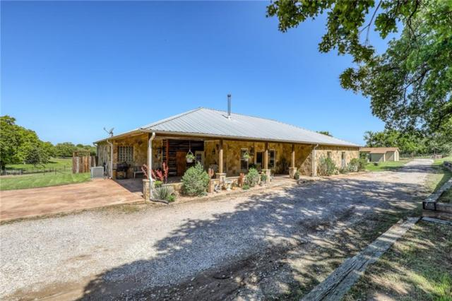 4041 Old Garner Road, Weatherford, TX 76088 (MLS #14086068) :: The Tierny Jordan Network