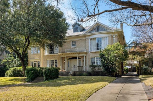 4211 Lakeside Drive, Highland Park, TX 75219 (MLS #14086153) :: Camacho Homes