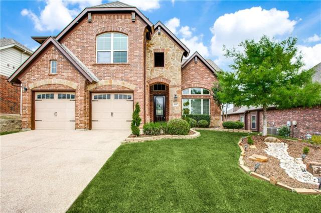 3017 Sawtimber Trail, Fort Worth, TX 76244 (MLS #14086180) :: All Cities Realty