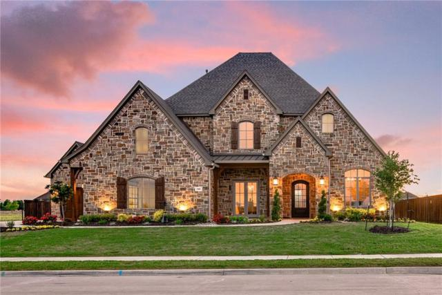 1204 Ridge Crest Road, Mansfield, TX 76063 (MLS #14086229) :: All Cities Realty