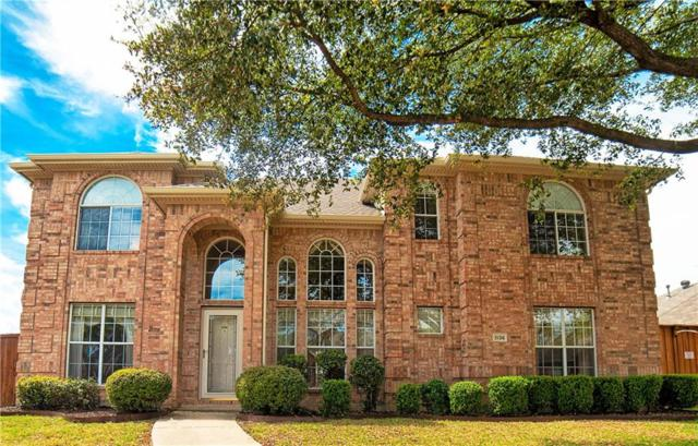 1136 Valley Oaks Drive, Lewisville, TX 75067 (MLS #14086245) :: The Mitchell Group
