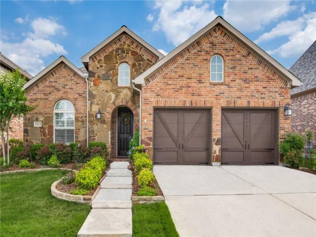 1413 1st Street, Argyle, TX 76226 (MLS #14086280) :: Team Hodnett