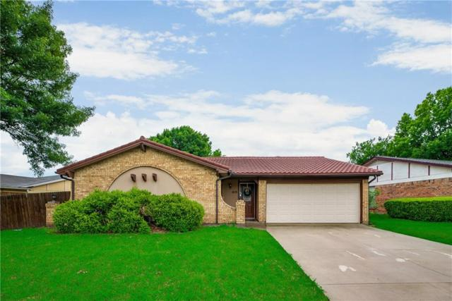 1018 Judy Lynn Drive, Arlington, TX 76014 (MLS #14086357) :: The Hornburg Real Estate Group