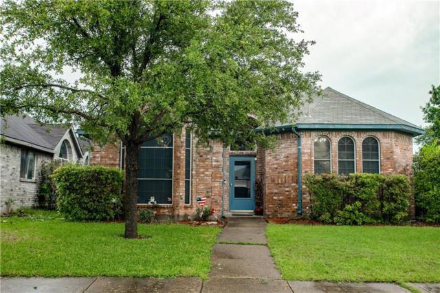 2020 Walden Place, Mesquite, TX 75181 (MLS #14086384) :: The Hornburg Real Estate Group