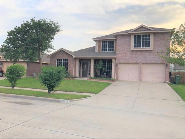 7414 Quail Ridge Drive, Arlington, TX 76002 (MLS #14086440) :: Vibrant Real Estate