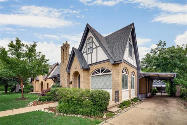 2517 Wabash Avenue, Fort Worth, TX 76109 (MLS #14086472) :: The Rhodes Team