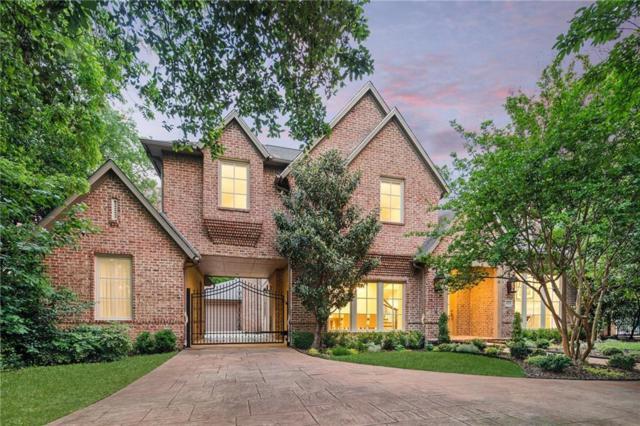 4511 Bluffview Boulevard, Dallas, TX 75209 (MLS #14086479) :: The Heyl Group at Keller Williams