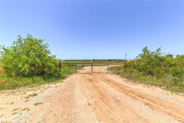 1800 Eason Road, Jacksboro, TX 76458 (MLS #14086503) :: The Tierny Jordan Network