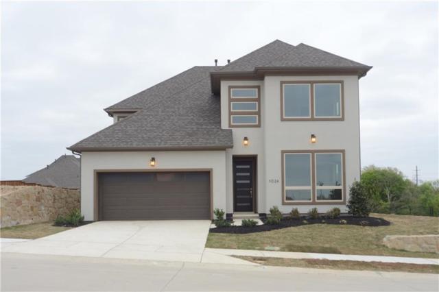 1024 Spencer, Allen, TX 75013 (MLS #14086504) :: Kimberly Davis & Associates