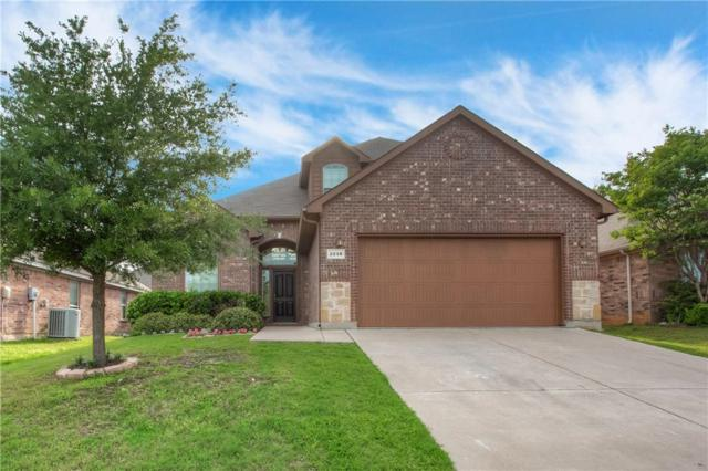 2238 Brandy Drive, Weatherford, TX 76087 (MLS #14086730) :: The Hornburg Real Estate Group