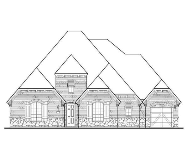 831 Country Brook Lane, Prosper, TX 75078 (MLS #14086792) :: Real Estate By Design