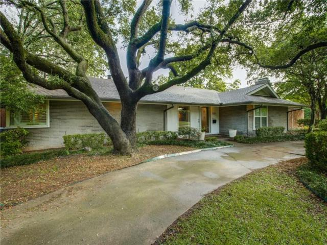 5525 Meadow Crest Drive, Dallas, TX 75229 (MLS #14086828) :: Robbins Real Estate Group