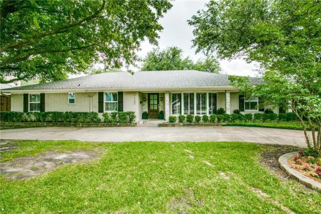 7122 Lakehurst Avenue, Dallas, TX 75230 (MLS #14086884) :: Frankie Arthur Real Estate