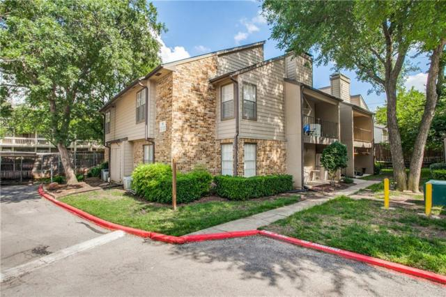 5300 Keller Springs Road #2036, Dallas, TX 75248 (MLS #14086980) :: Team Hodnett