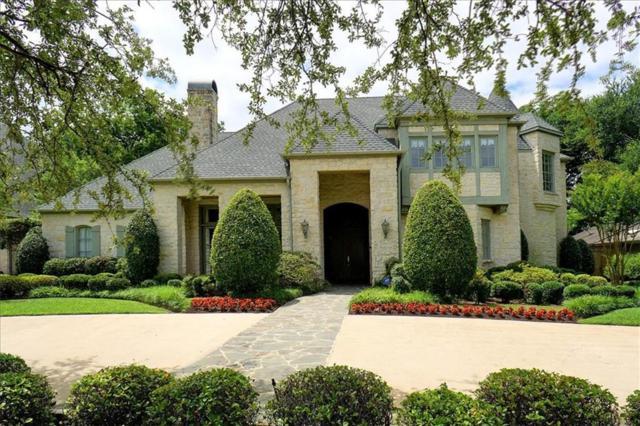 6458 Tulip Lane, Dallas, TX 75230 (MLS #14086983) :: The Real Estate Station