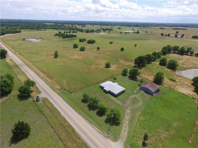5214 Fr 824, Honey Grove, TX 75446 (MLS #14087044) :: RE/MAX Town & Country