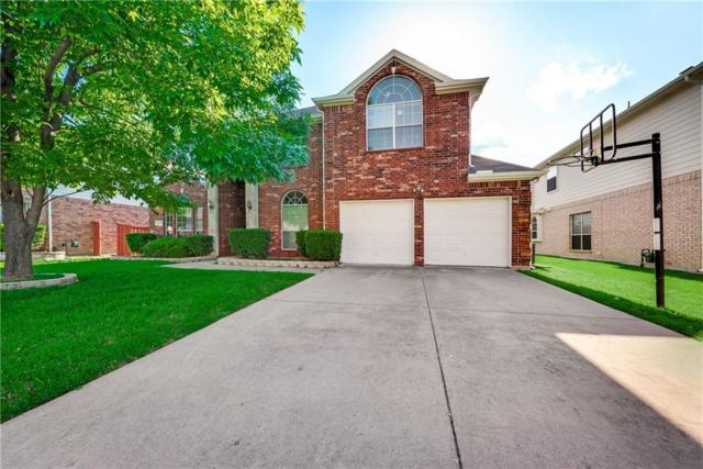 1117 Discovery Street, Plano, TX 75094 (MLS #14087127) :: The Heyl Group at Keller Williams