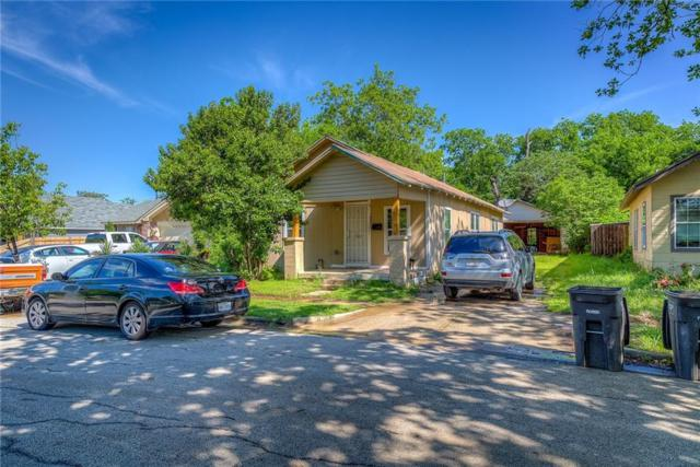 1409 E Davis Avenue, Fort Worth, TX 76104 (MLS #14087136) :: North Texas Team | RE/MAX Lifestyle Property