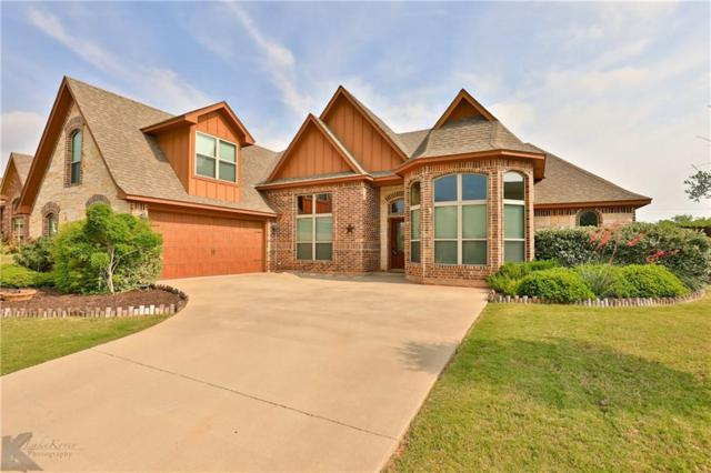 4434 Margaritas Way, Abilene, TX 79606 (MLS #14087154) :: All Cities Realty