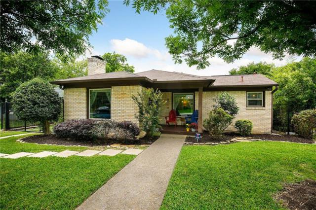 5119 Lahoma Street, Dallas, TX 75235 (MLS #14087175) :: HergGroup Dallas-Fort Worth