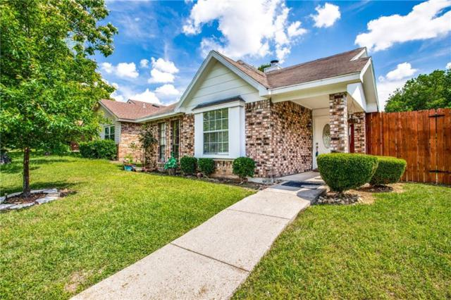 7144 Fire Hill Drive, Fort Worth, TX 76137 (MLS #14087181) :: The Hornburg Real Estate Group