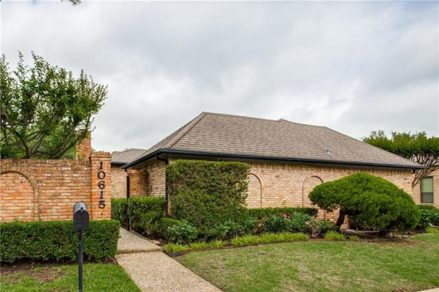 10615 Park Preston Drive, Dallas, TX 75230 (MLS #14087223) :: The Real Estate Station
