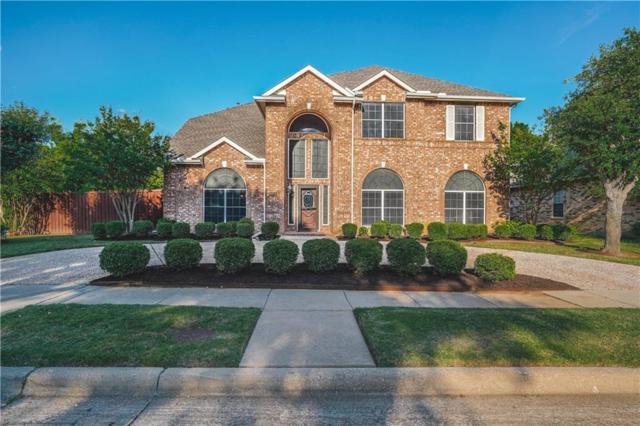 3208 Hillpark Lane, Carrollton, TX 75007 (MLS #14087245) :: The Real Estate Station