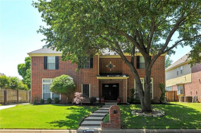 3908 Coulter Court, Arlington, TX 76016 (MLS #14087253) :: Team Tiller