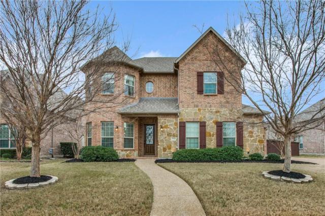 2516 Strathfield Lane, Trophy Club, TX 76262 (MLS #14087286) :: The Hornburg Real Estate Group