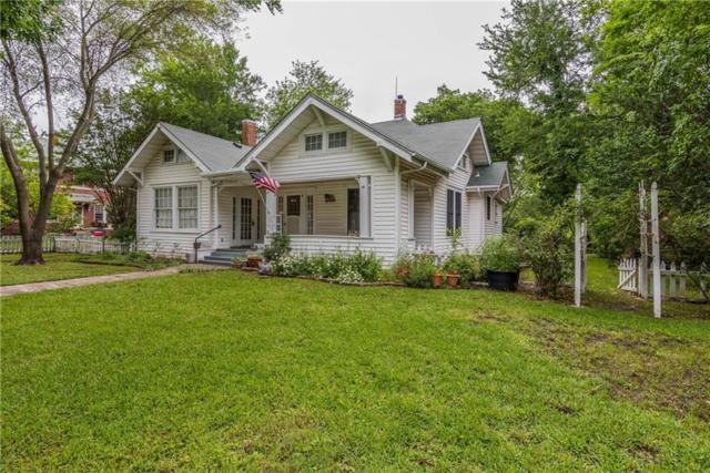 1019 S Crockett Street, Sherman, TX 75090 (MLS #14087287) :: The Heyl Group at Keller Williams