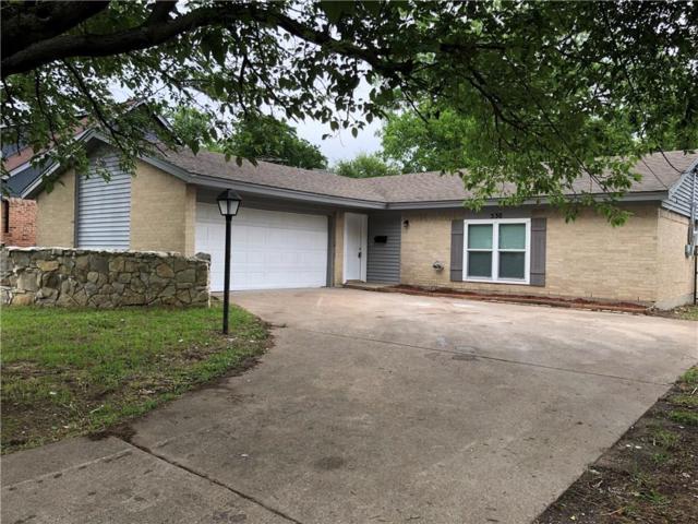 530 Falling Leaves Drive, Duncanville, TX 75116 (MLS #14087330) :: The Hornburg Real Estate Group