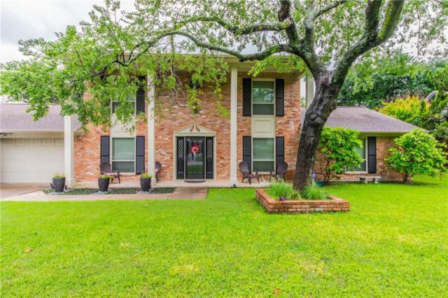 8909 Van Deman Drive, Benbrook, TX 76116 (MLS #14087354) :: Potts Realty Group