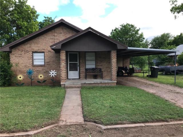 201 W Belknap Street, Seymour, TX 76380 (MLS #14087379) :: RE/MAX Town & Country