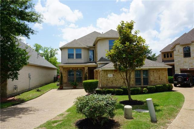 922 St George Place, Desoto, TX 75115 (MLS #14087392) :: Roberts Real Estate Group