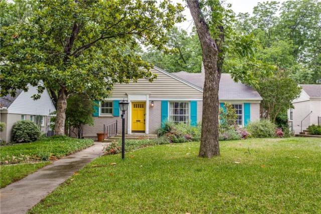 3531 Westcliff Road S, Fort Worth, TX 76109 (MLS #14087400) :: The Tierny Jordan Network
