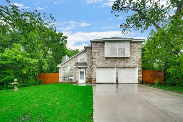 1409 Mcham Street, Irving, TX 75062 (MLS #14087457) :: The Hornburg Real Estate Group