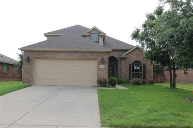 3812 Spring Run Lane, Melissa, TX 75454 (MLS #14087524) :: Team Hodnett