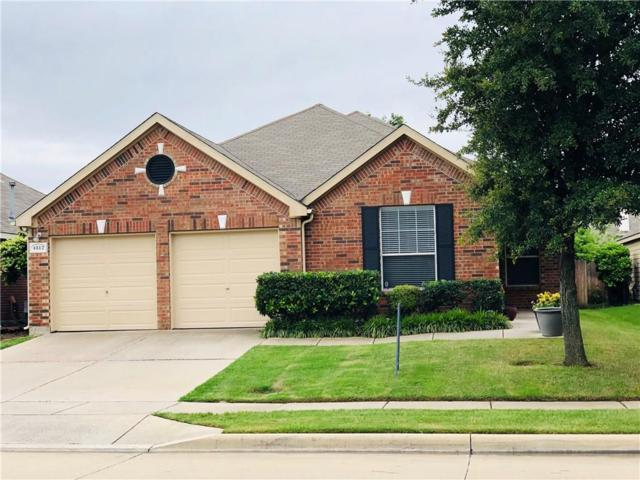 4812 Ambrosia Drive, Fort Worth, TX 76244 (MLS #14087531) :: The Mitchell Group