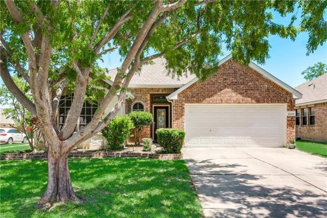 5840 Crestview Drive, Grand Prairie, TX 75052 (MLS #14087540) :: Century 21 Judge Fite Company