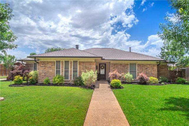 3904 Grifbrick Drive, Plano, TX 75075 (MLS #14087608) :: The Heyl Group at Keller Williams