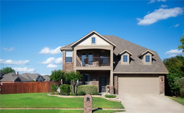 9520 Fox Hill Drive, Fort Worth, TX 76131 (MLS #14087628) :: Century 21 Judge Fite Company